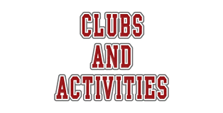 Updated MHS Clubs and Activities