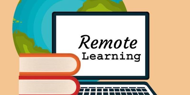 Information regarding remote learning